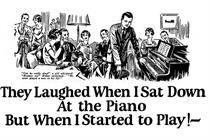History of advertising: No 107: John Caples' 'They laughed when...' ad