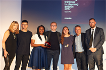 Thinkbox TV Planning Awards 2017