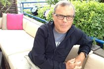 Sorrell warns rivals: 'Don't climb the backstairs of the Carlton in Cannes'
