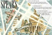 Spear's to hit retail newsstands