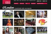 Estate agent Strutt & Parker calls UK creative review