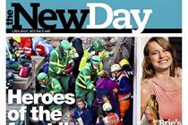Trinity Mirror set to axe The New Day two months after launch