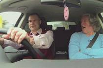 Behind the scenes of TomTom's Comedy Car campaign