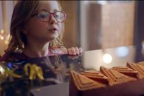 Watch: Adam & Eve/DDB's take on Waitrose Christmas