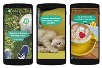 Whatsapp Status delivers another 'kick in the teeth' for Snapchat