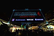 Xbox creates Dead Rising 4 trailer in Christmas lights