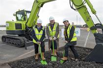 Gallery: Green Port Hull construction ceremony