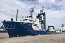 Boskalis acquires surveyor Gardline