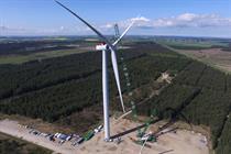 Siemens 8MW awarded initial certification