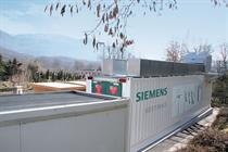 Siemens and AES form storage partnership