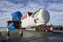 Gallery: Siemens unveils new roll-on roll-off vessel