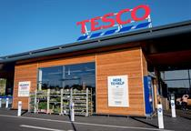 Supermarket chain Tesco pledges 100% renewables target
