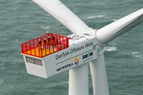 Vattenfall's strong wind year marred by losses elsewhere