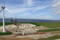 Offshore project progress - 6 May