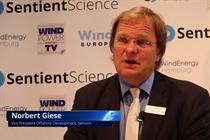 Hamburg 2016: Senvion offshore chief Norbert Giese
