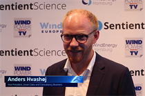 Hamburg 2016: Vestas smart data specialst Anders Hvashoj