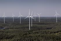 Sweden sets 100% renewable energy production target