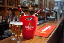 Phipps drafted in for Estrella lager brief