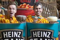Heinz in £57 beans experience stunt