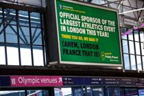 Non-sponsors look to circumvent LOCOG restrictions