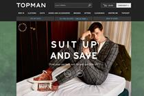 Topman picks Livity for digital brief following six-way pitch