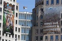 Greenpeace satirizes P&G over palm-oil deforestation
