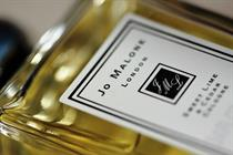 Jo Malone: From a council estate to Estee Lauder
