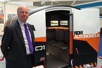 Meet the British entrepreneur building driverless cars