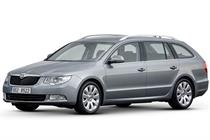 Skoda Superb Estate: Sensible and spacious if not sensational