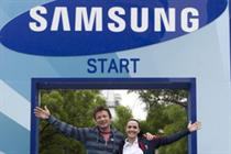 Jamie Oliver launches Samsung Hope Relay