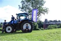 In pictures: Brothers Cider commences tractor-led sampling tour with Sketch