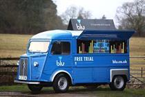 Blu UK heads on mobile vape bar tour