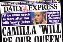 Daily Express editor Peter Hill steps down