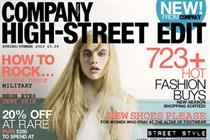 NatMag's Company launches spin-off fashion title High Street Edit
