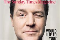 Sunday Times mag strikes a prescient note with Nick Clegg cover