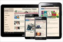Financial Times backs Android with new app