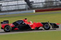 CNBC extends partnership with F1's Marussia team