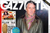 Bauer to resurrect men's Gaz7etta in September's Grazia