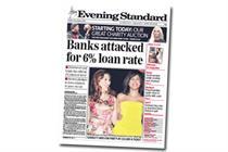Evening Standard circulation dips despite extra bulks
