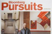 Bloomberg ups frequency of luxury mag Pursuits