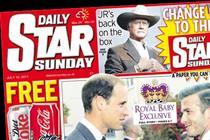 Desmond bets on 2m Sunday Star readers