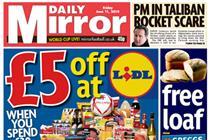 Mirror to axe 200 editorial jobs