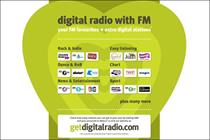 Digital Radio UK to launch awareness campaign