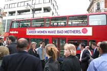 Transport Media leaves OAA over 'Career women' campaign
