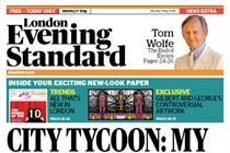 Evening Standard looks to create stronger commercial product