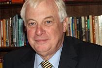 Chris Patten expected to be confirmed as BBC Trust chairman