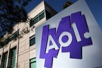 AOL ad revenues climb 10% but profits plunge
