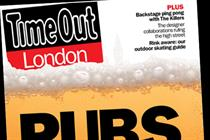 Free Time Out hits three-month circulation target in first month