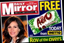 Paper Round (23 September) - Which clients are advertising in the national press?