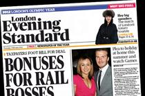 London Evening Standard to e-auction ad slots and up distribution by 150,000